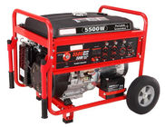 Electric Power Small Portable Gasoline Generators 5kw OEM Accepted