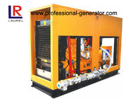 500kw 625kVA Natural Gas Electricity Generator 1500rpm Speed 4000kg Genset Weight