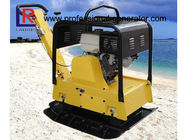 Hand Held 5.5HP Gasoline Vibrating Plate Compactor for Asphalt  Road Compaction