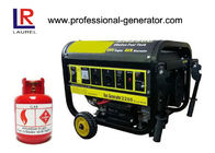 Portable Natural Gas Generators For Home Use 2.0 kW / 2.5 Kw Power Compact