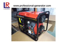 Low Noise 5kw 188FB Diesel Open frame Generator Single or Three phase Light Weight for home use