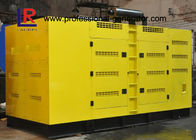 380V Silent Type 500kw 625kVA Diesel Power Generator With 12 Cylinder Engine