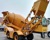 Yuchai YCD4J22G Engine 5550 Liters Self Propelled Concrete Mixer