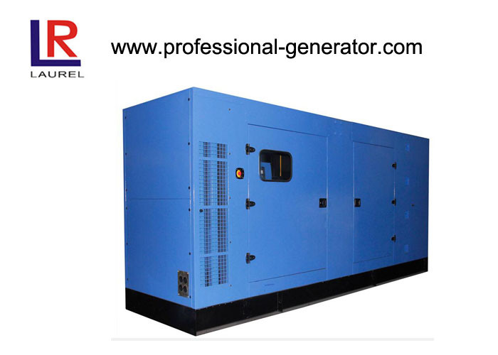 AC Power Silent Diesel Generator Set 60hz 480v With Googol Engine