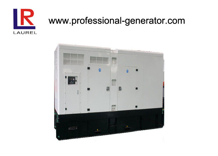 1000kva Silent Cummins Diesel Generator Set With Wheels 1500RPM 1800RPM
