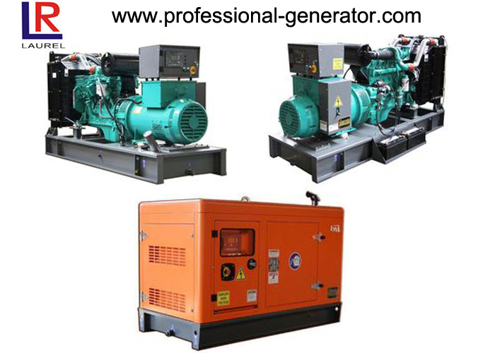 50KVA Cummins Diesel Generator Set Noise Level Certification