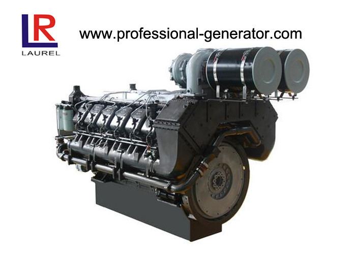 50Hz Air Cooled Single Cylinder Industrial Diesel Engines Direct Injection Vertical