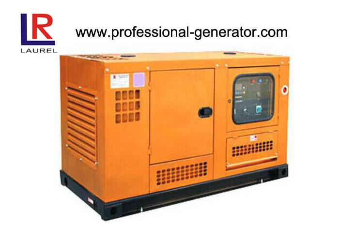 High Performance 12 Cylinder Three Phase Super Quiet Diesel Generators