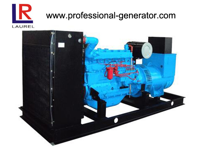 4 Stroke 60Hz 550kVA Diesel Generator Set with AC 3 Phase , Water Cooling