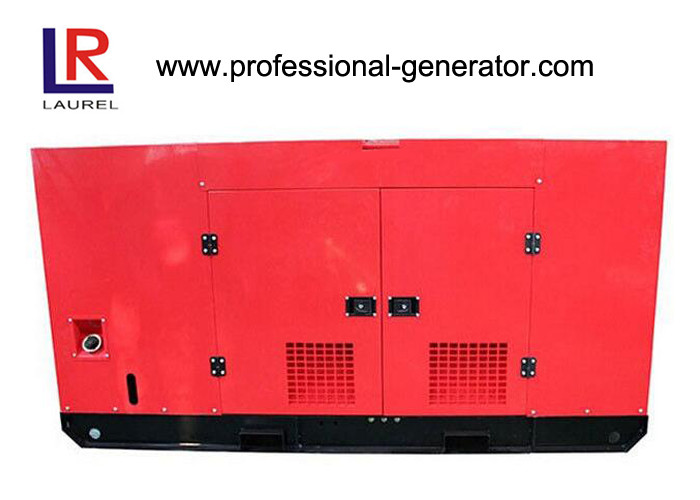 100kw 125kva Silent Diesel Generator Set Auto Start with Cummins Engine