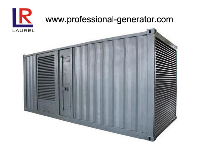 20KW Container Genset Electric Power Diesel Sound-Proof Genset Auto Start Controller