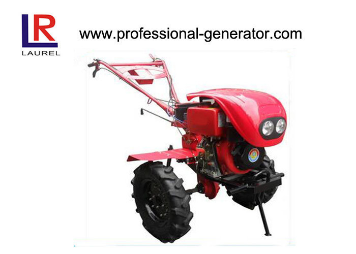 Single cylinder Ai cooled Diesel Engine Agricultural Machinery And Equipment 9hp Gear Transmission