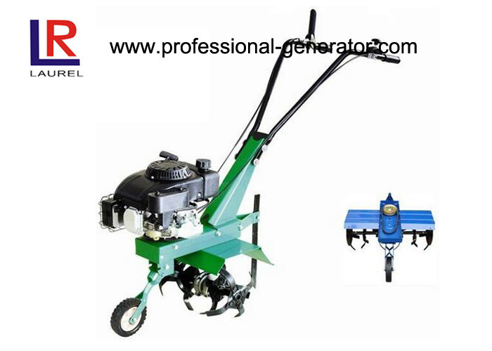 4HP - 9HP Gasoline Tractor Tillers And Cultivators For Corn / Soybean / Beet