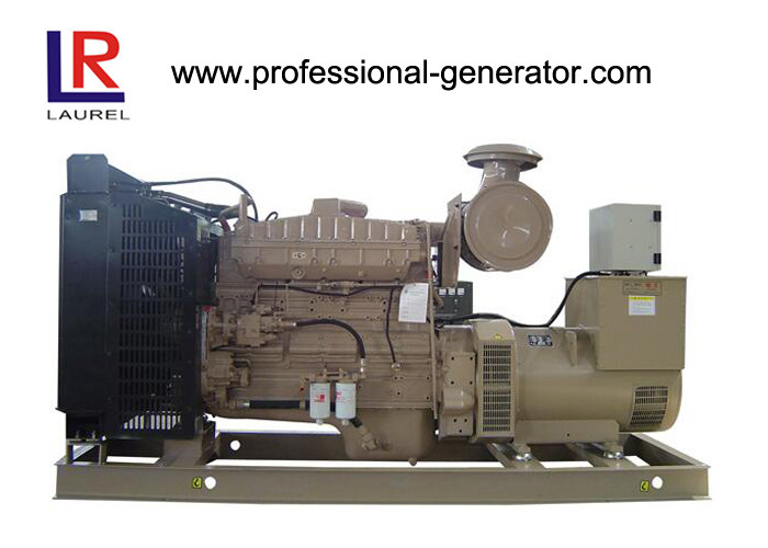 AC Water Cooled Diesel Powered Generator 640kw Three Phase 800kVA High Performance