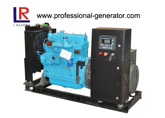 Various Series 30kw Fuel Tank Diesel Power Generator with Weichai Engine CE