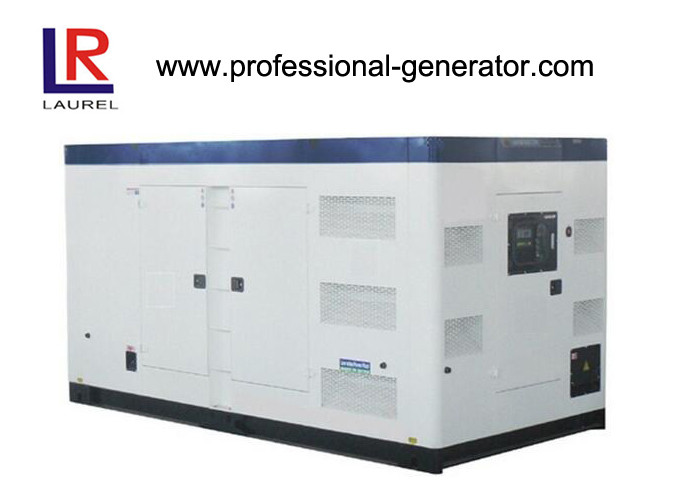 3 Phase Silent Type 375kVA Natural Gas Electricity Generator KT19 Cummins Engine