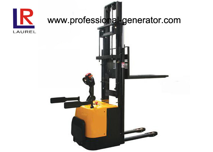 1T Full Electric Forklift Pallet Stacker 3M Lifting Height Material Handling Equipment
