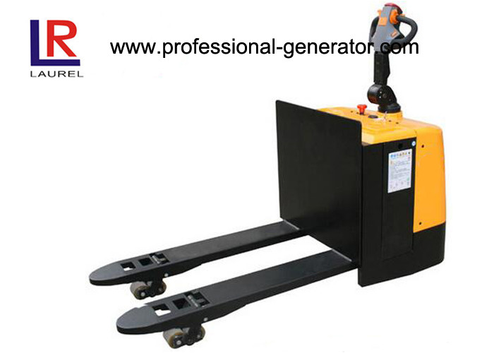 1.5kw Drive Motor Electric Pallet Truck 2.0 Tonne Capacity For Warehouse Industrial