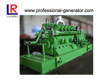 China Zwangswasserkühlungs-industrieller Erdgas-Generator 500kva 50hz usine